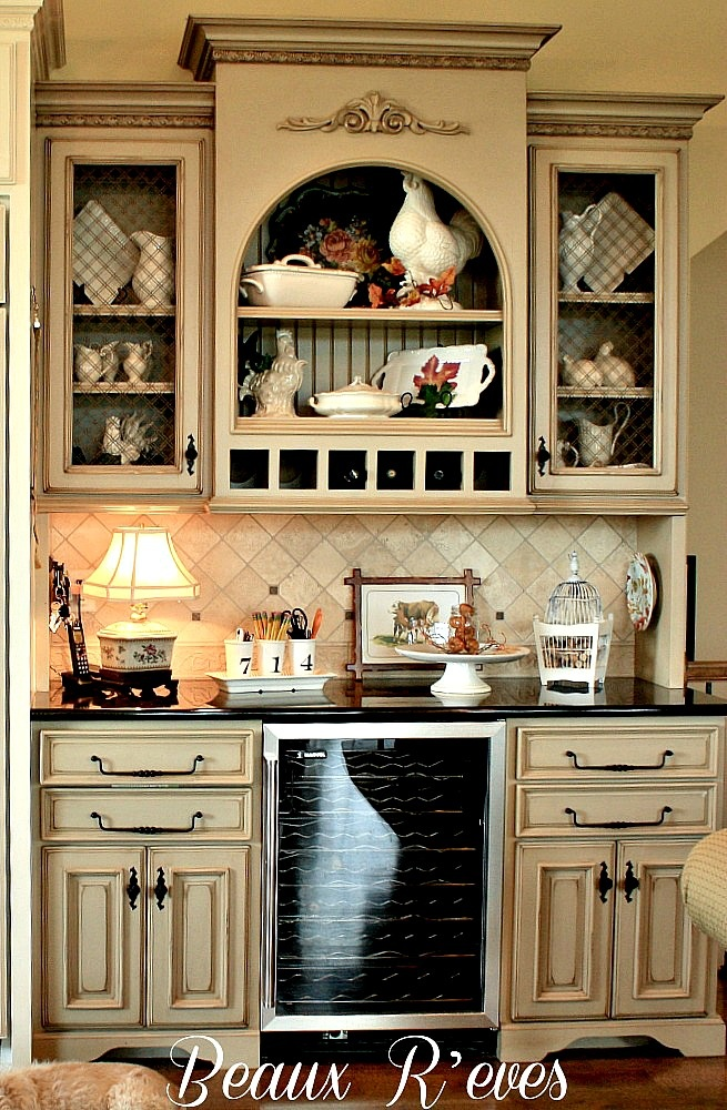 Beaux R'eves: Over the Top Decorating