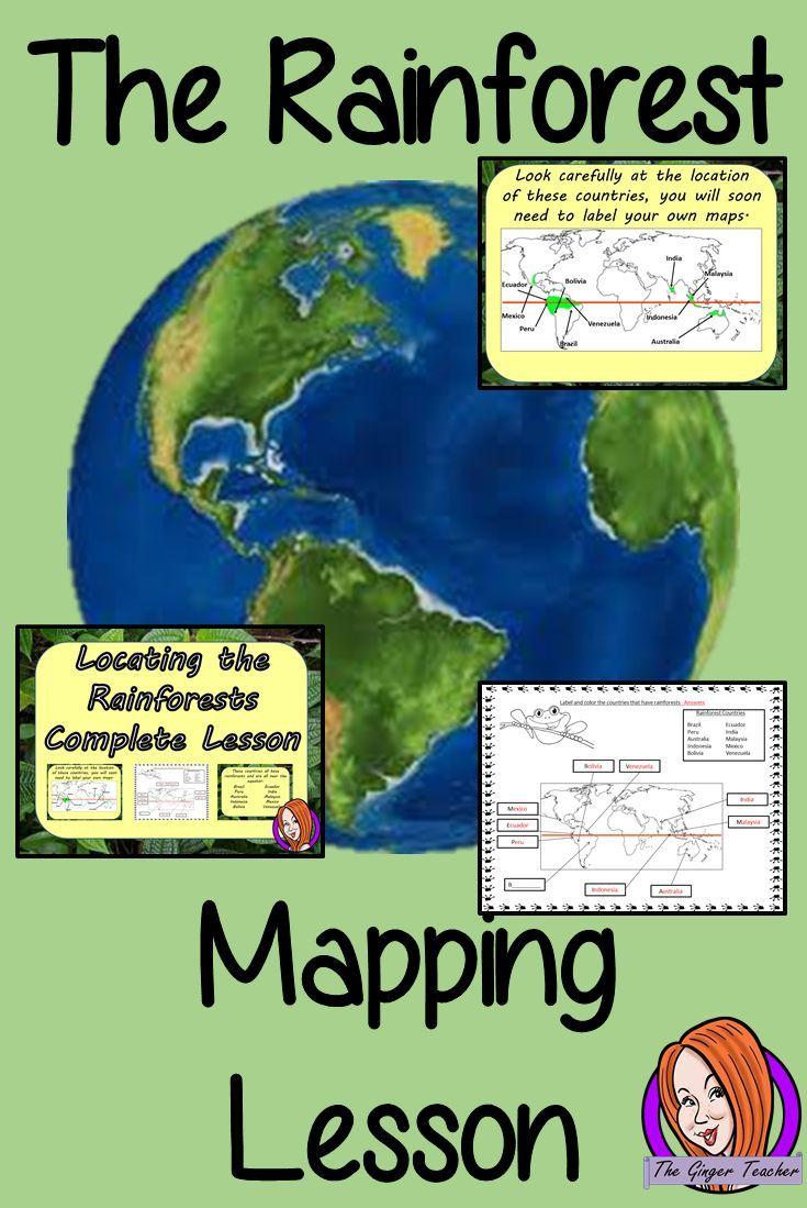 25+ best ideas about Rainforest map on Pinterest | Brazil world ...