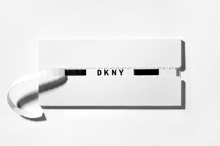 Print for DKNY by Commission Studio.