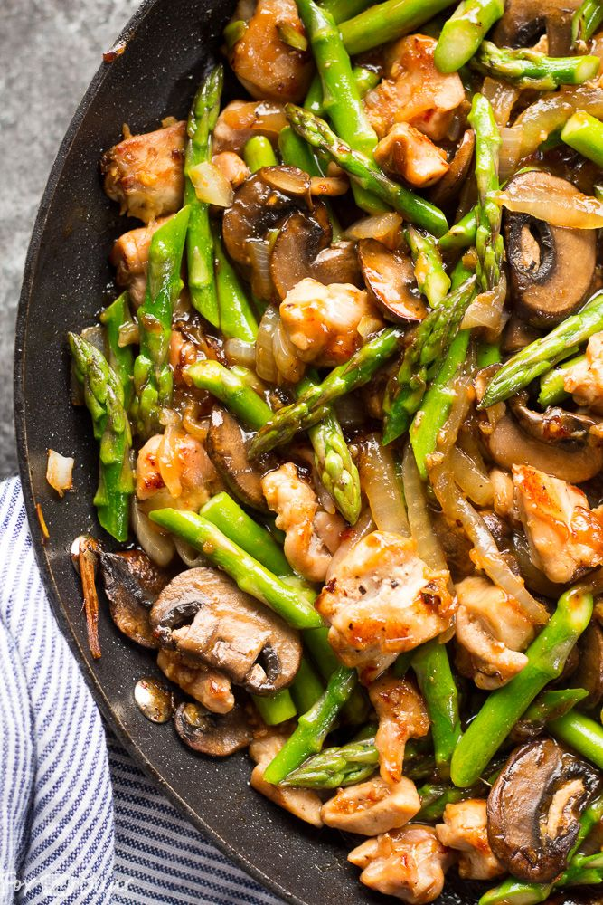 Best 25 asparagus stir fry ideas on pinterest fried shrimp ginger chicken asparagus stir fry ccuart Gallery