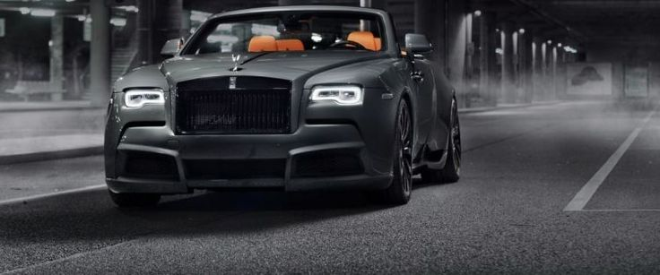 New Spofec Rolls-Royce Dawn Overdose - Just 8 People Will Get to Enjoy It