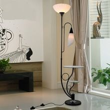US $374.00 A1 Ye on the modern minimalist living double floor lamp black and white fashion creative lighting the new FG534. Aliexpress product