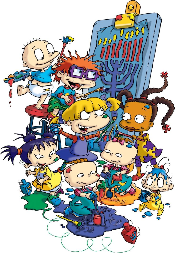 Pin by Ieda Burnell on Rugrats (1991)   Rugrats, 90s ...