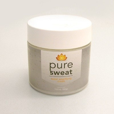 The next time your at the Infrasweat studio ask us about Pure Sweat amplifying cream.           Get better results from sauna sessions & workouts with increased circulation and an intensified sweat.  BENEFITS:   - Intensifies sweating     - Increases circulation     - Accelerates caloric burn    - Releases built up toxins     - Fights muscle fatigue     - Targets problem areas     - Enhances vasodilation