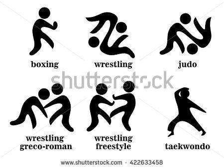 boxing, wrestling, wrestling greco-roman, wrestling