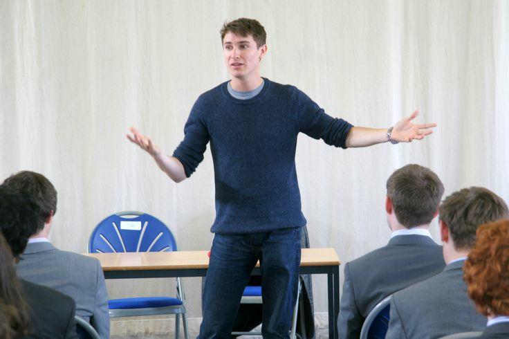 Actor and Old Blue Tom Rosenthal on 'Life as an Actor'