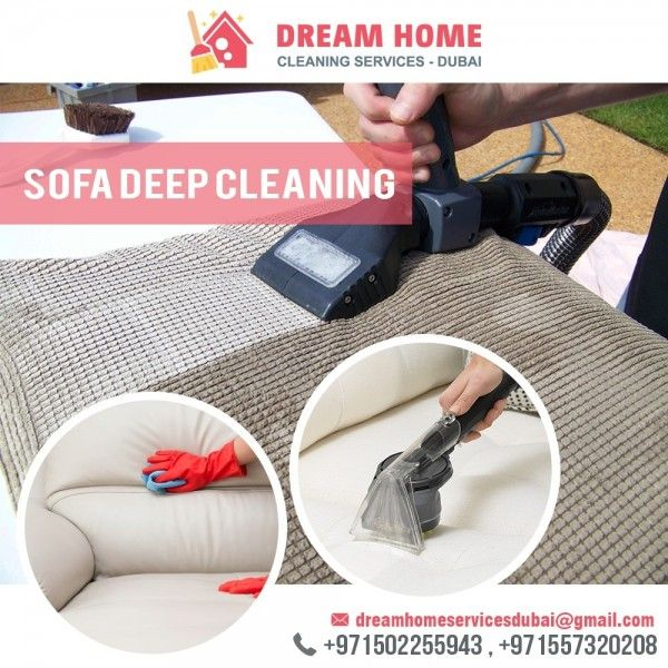 AL BADAA SOFA CARPET CURTAINS CLEANING SHAMPOOING DUBAI -0502255943