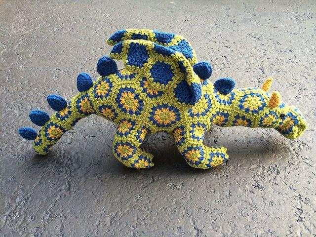 African Flower Crochet Dragon Pattern : 106 best images about Crochet Heidi Bears critter love on ...