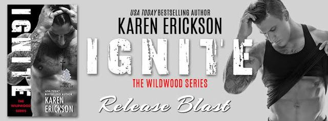 Sinfonia dos Livros: Book Blast | Review | Ignite | Karen Erickson | Th...