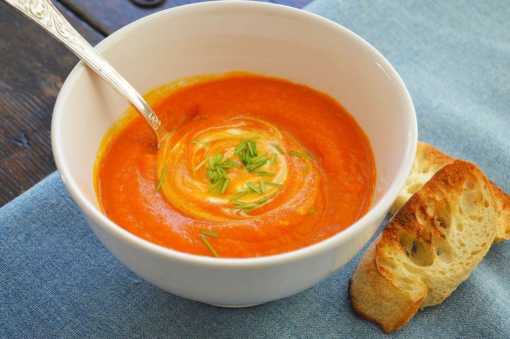 Potage de carottes et de gingembre | Les trois Chefs