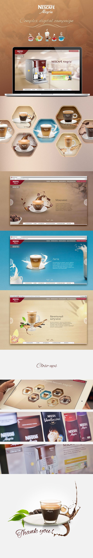 Alegria_dribbble #webdesign #web #website