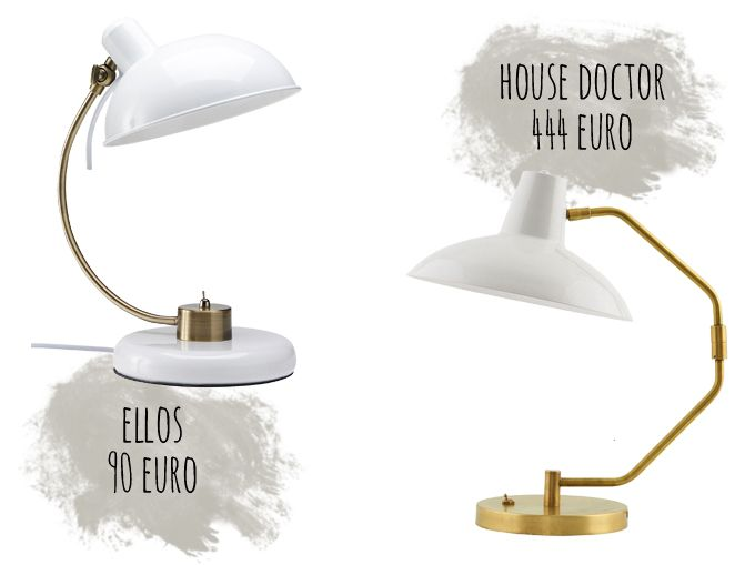 house doctor lamp budget version