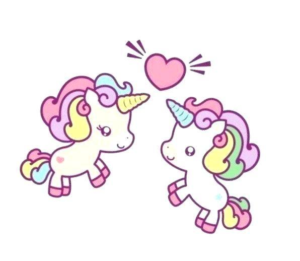 Resultado De Imagen Para Bebe Unicornio Para Colorear Con