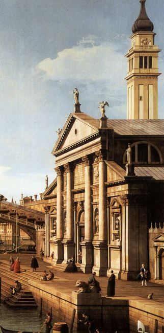 Giovanni Antonio Canal (17 or 18 October 1697 – 19 April 1768) better known as Canaletto,