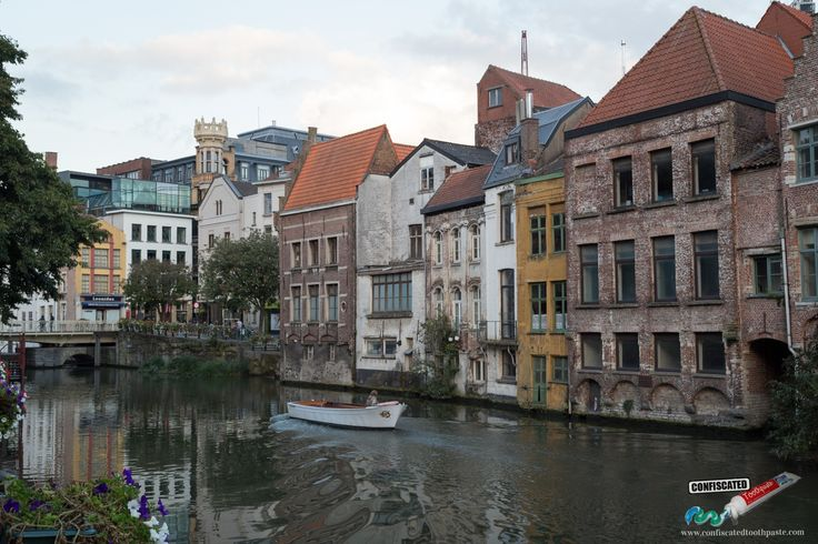 Ghent. A Roadtrip Through The Netherlands and Belgium Part 2: Bruges, Ghent and Brussels   --> http://www.confiscatedtoothpaste.com/roadtrip-netherlands-belgium-part-1-amsterdam-haarlem-hague-zeeland/