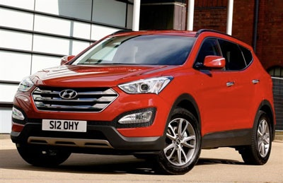 Now that the Euro NCAP tests have been concluded for 2012, the new Hyundai Santa Fe came out as the best-in-class.