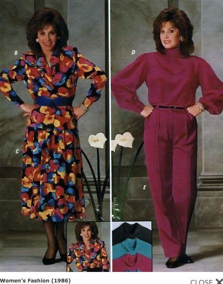 19 Best 1980s Women S Amp Girls Fashion Images On Pinterest