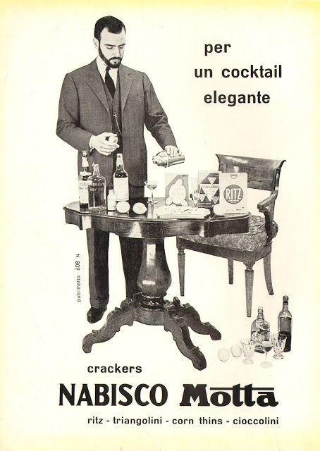 (1958) pubblicità - MOTTA