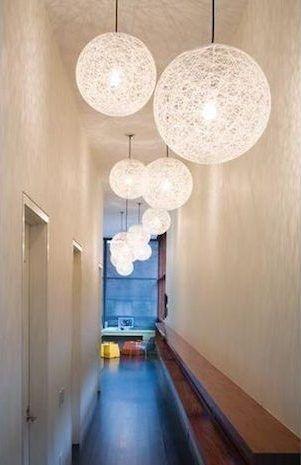 Les 25 meilleures id es concernant d coration de couloir troit sur pinterest - Amenager un couloir long et etroit ...