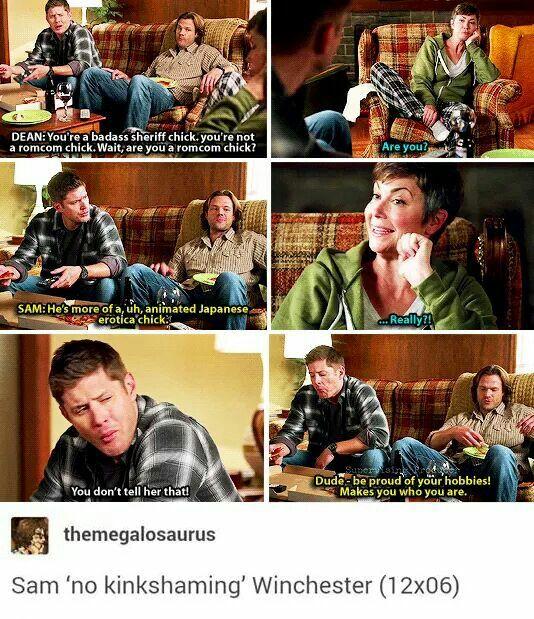 #Supernatural - Season 12 Episode 6