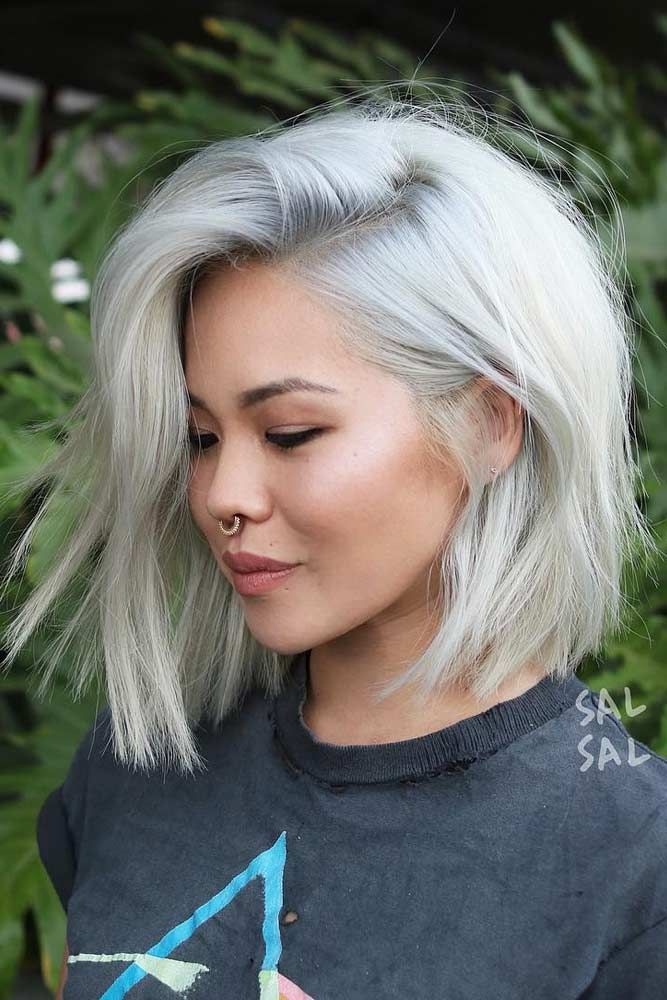 35 Iconic And Contemporary Asian Hairstyles To Try Out Now Asian Hair Hair Styles Medium Hair Styles