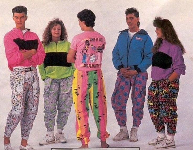 Das Waren Die Besten Und Die Schlimmsten Modetrends Der 80er