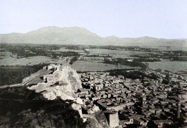 Lake Van Kurdistan(Source: Victor Pietschmann, Durch kurdische Berge  Wien, 1940)