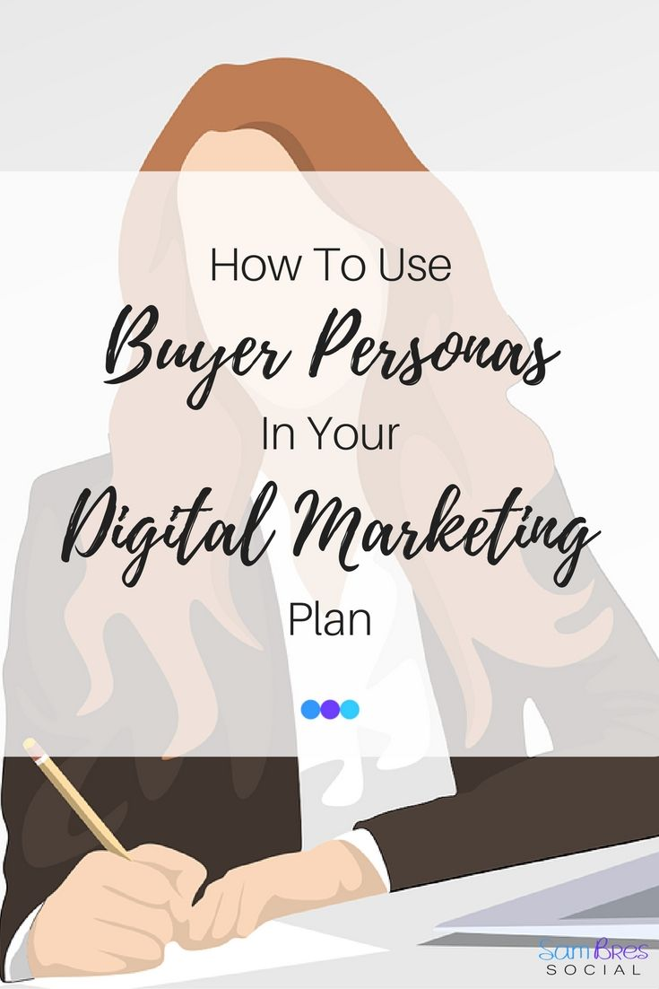 Buyer personas help you differentiate and optimize your online marketing strategy. Learn how to create buyer personas to enhance your social media marketing strategy.