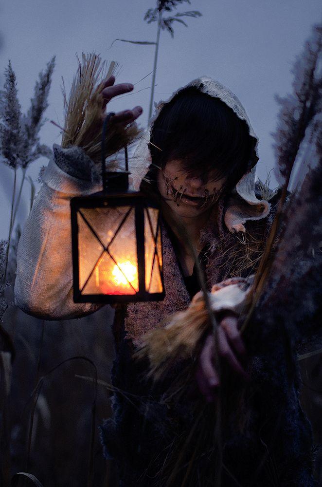 Eerie | Creepy | Surreal | Uncanny | Strange | Macabre | 不気味 | Mystérieux | Strano | Scarecrow 2 by Akadama-n