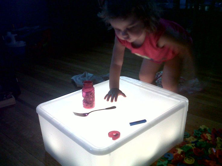 Make-Your-Own Light Table (and add some Reggio Emilia to your life)