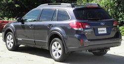 2011 Subaru Outback Wagon Trailer Hitch | etrailer.com