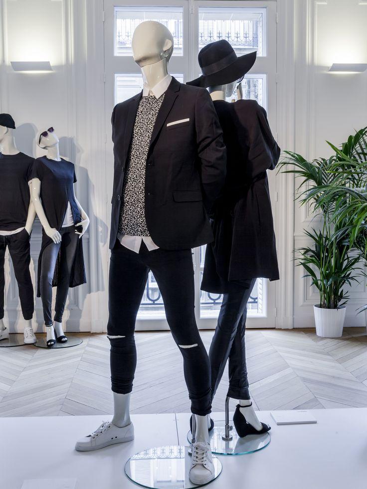 BLEND launch | Showroom Hans Boodt Mannequins | Atelier Néerlandais | Paris