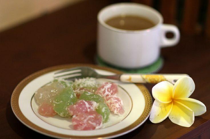 mini breakfast :P