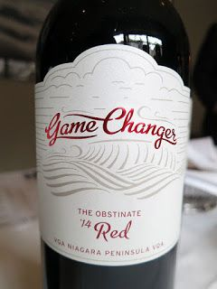 Vineland Estates Game Changer Red 2014 (86 pts)