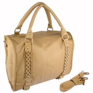 This one is a great bag. Think of all the things you could stuff inside.