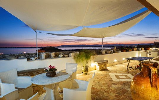 #ITALY #SICILY #APARTMENT - Syracusa - Apartment Ortigia - sea view - close to the beach - 2-6 persons, 3 bedrooms - from 232 € per day