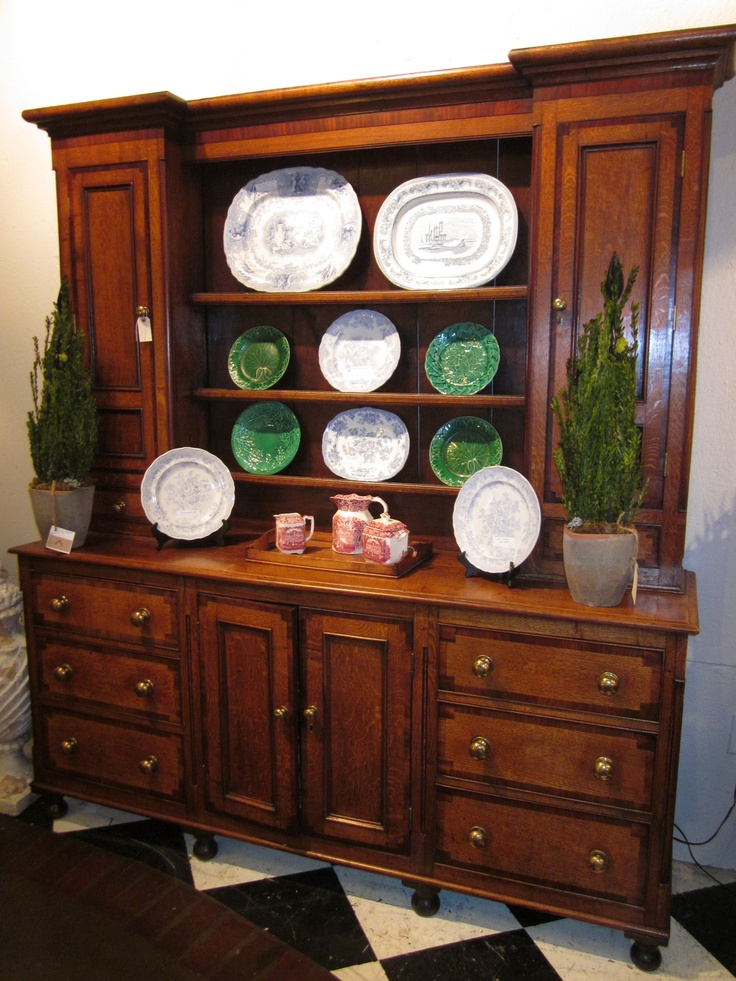 Early 19th Century English Welsh Dresser