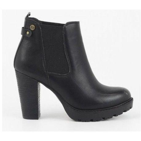 Este invierno los botín chelsea están de moda , Este tipo de zapato al llevar…
