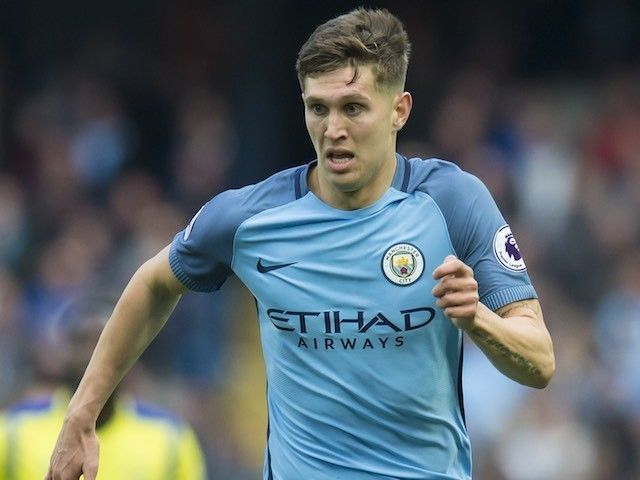 John Stones in contention for Liverpool clash