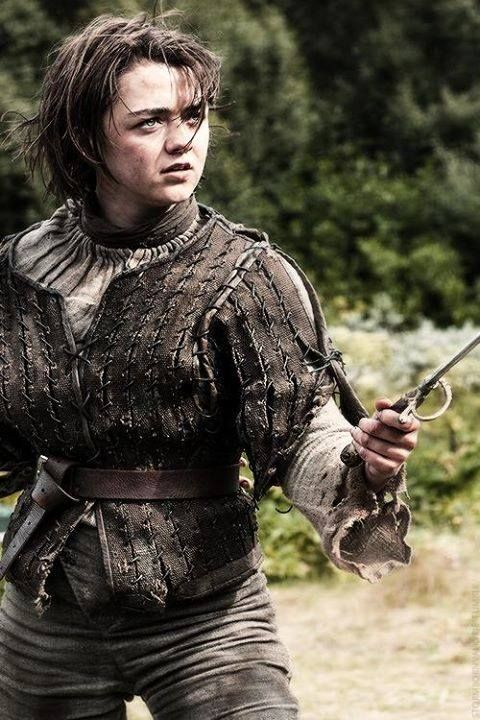 """""""Nothing isn't better or worse than anything. Nothing is just nothing."""" -Arya Stark, Game of Thrones, Season 4"""
