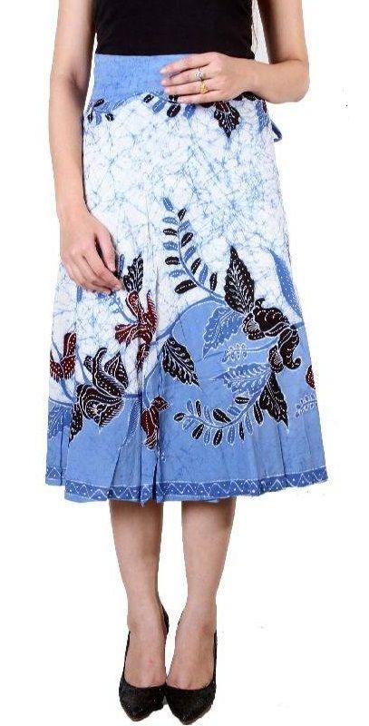 Inspirasi: Model Rok Batik Modern Terbaru