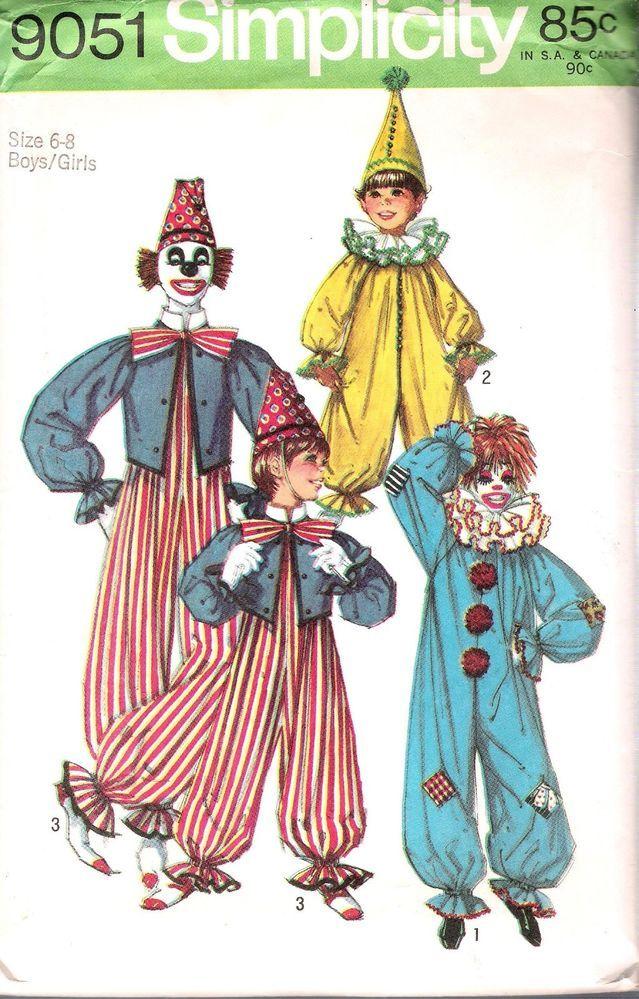 157 best Costume Patterns Vintage Retro Modern Inspiration images ...