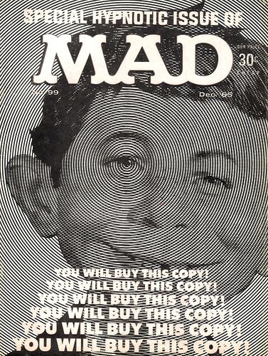 MAD Magazine Cover December 1965