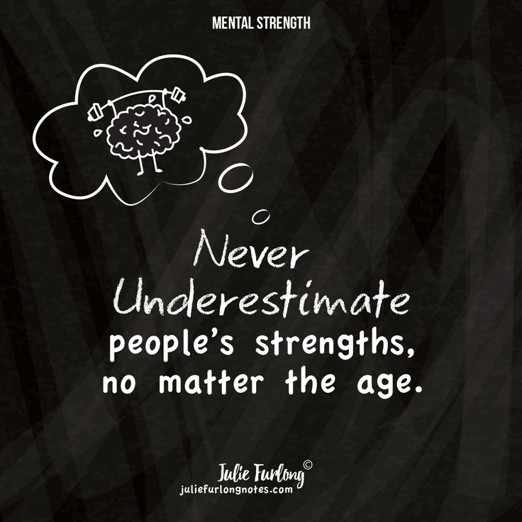 It's not your age – it's your attitude. Take a look at Juliefurlongnotes.com