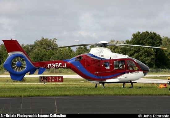 air methods florida   Eurocopter EC135T2 - Click here for a larger image (opens in a new ...