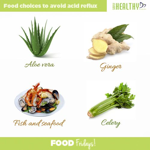 Good Foods To Eat For Acid Reflux And Ulcers