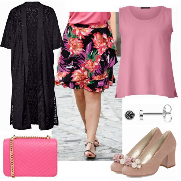 Große Größen Outfits: G Stylish bei FrauenOutfits.de #mode #damenmode #frauen…