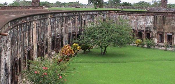 La Fortaleza de San Fernando en Omoa singular lugar lleno de historia | Radio HRN