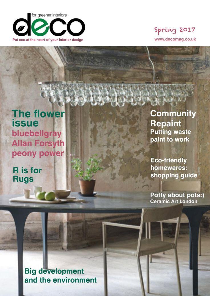 Deco Mag Spring '17 issue