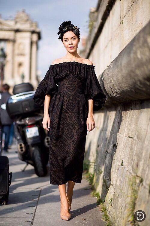 Ulyana Sergeenko (via Bloglovin.com )